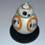 Star Wars The force awakens BB-8 Figurine from the Disney store